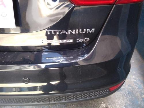 focus titaniun 2015   - garantia cambio 10 anos !!!