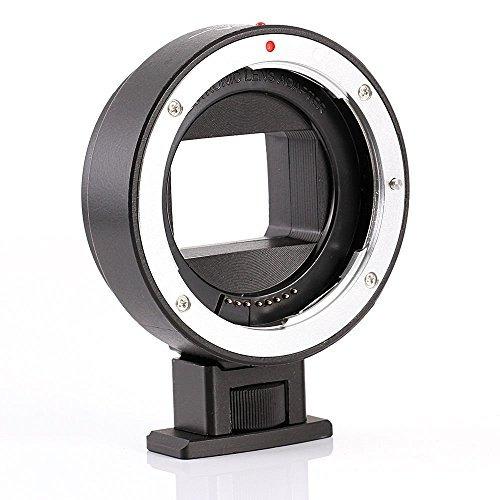 focusfoto anillo adaptador electrónico de cuadro automático