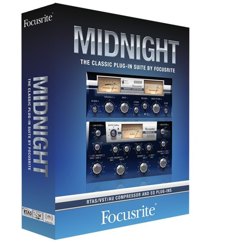 focusrite midnight audio-plugins rtas vst win pc