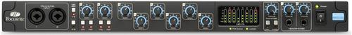focusrite saffire pro 40 placa de sonido firewire c adat 8 c