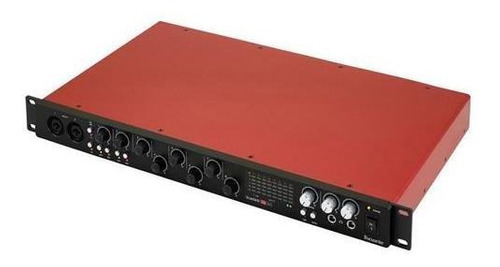 focusrite scarlett 18i20 interface audio externa original
