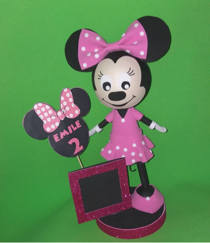 fofucha minnie mouse 30 cm
