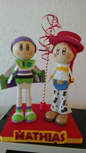 fofuchos toy  history jessy buzz wody y todos los personajes