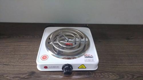 fogareiro fogão elétrico 1 boca res. blindada com termostato