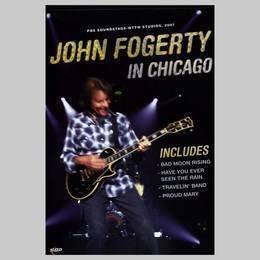 fogerty john in chicago dvd nuevo