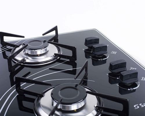 fogão cooktop 4 bocas color 4q lines safanelli frete grátis