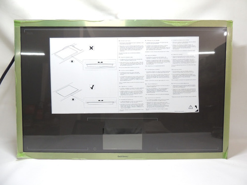 fogão cooktop de indução 80cm gaggenau cx480111/06