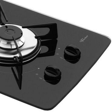 fogão cooktop gas fischer
