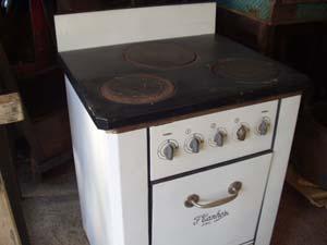 fogão eletrico