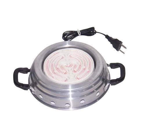 fogão elétrico fogareiro acendedor camping narguile 110v