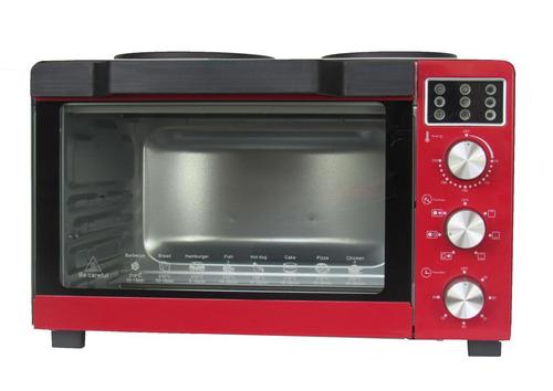 fogão elétrico forno