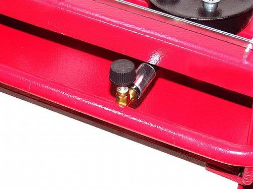 fogão semi-industrial alta pressão 02 bocas gde completo roa