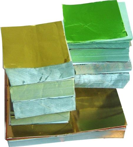 foil aluminio 7x7cm azulcielox150ud envoltura chocolates