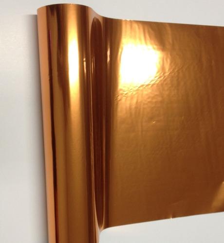 foil cobre decorativo - serigrafico - hot stamping