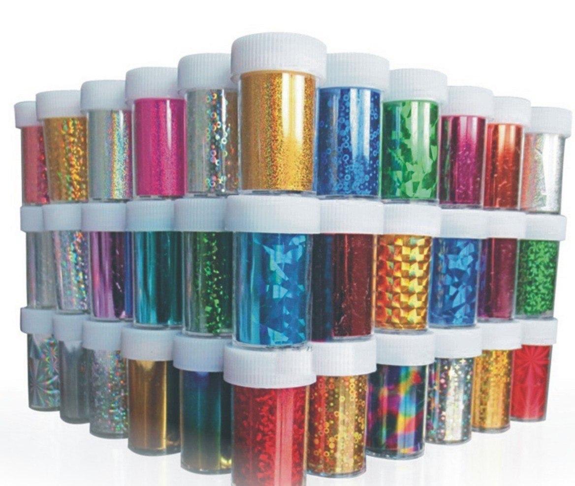 foil transfer para decoracion de uas paquete de piezas
