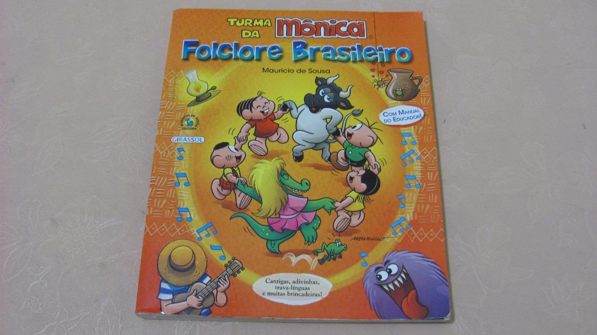Resultado de imagem para monica folclore brasileiro