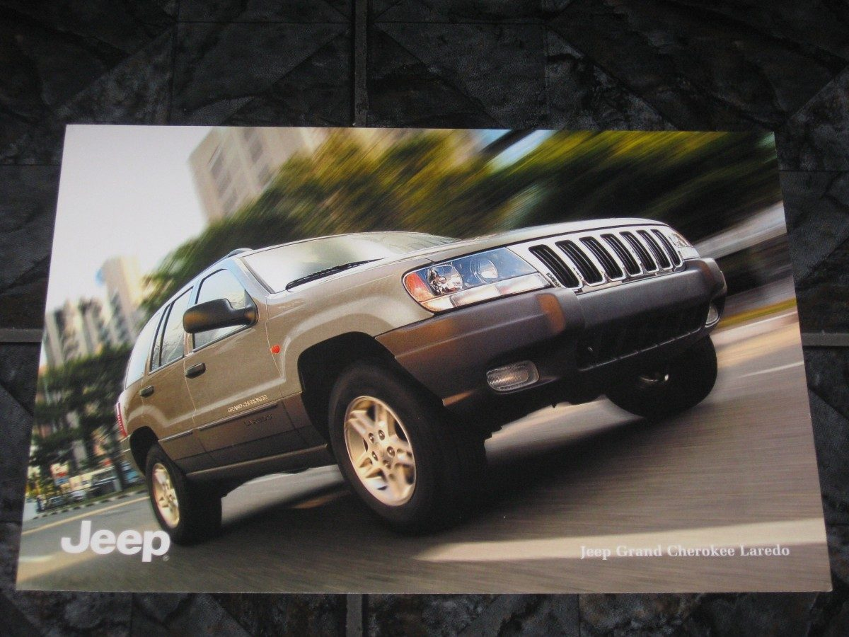 ... Jeep Grand Cherokee Laredo 2002. Carregando Zoom.