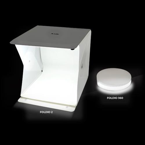 foldio 360 + foldio 2 incrementa ventas foto de producto @tl