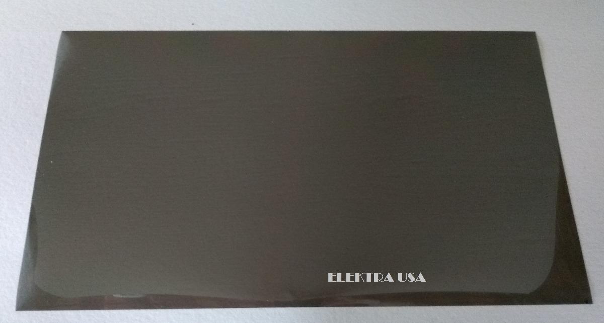 396f63da1d905 Folha Pelicula Polarizada Linear Tv Lcd32 Sony