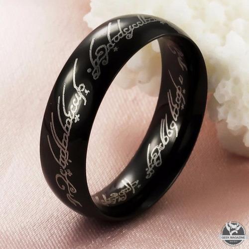 folheado ouro anéis
