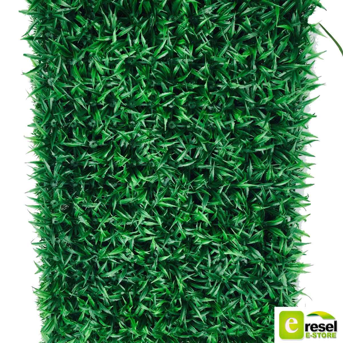 Follaje plantas muro verde artificial p1 60 x 40 cm 80 for Muro verde artificial