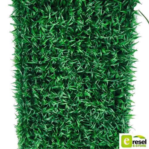 follaje plantas muro verde artificial  p1 60 x 40 cm