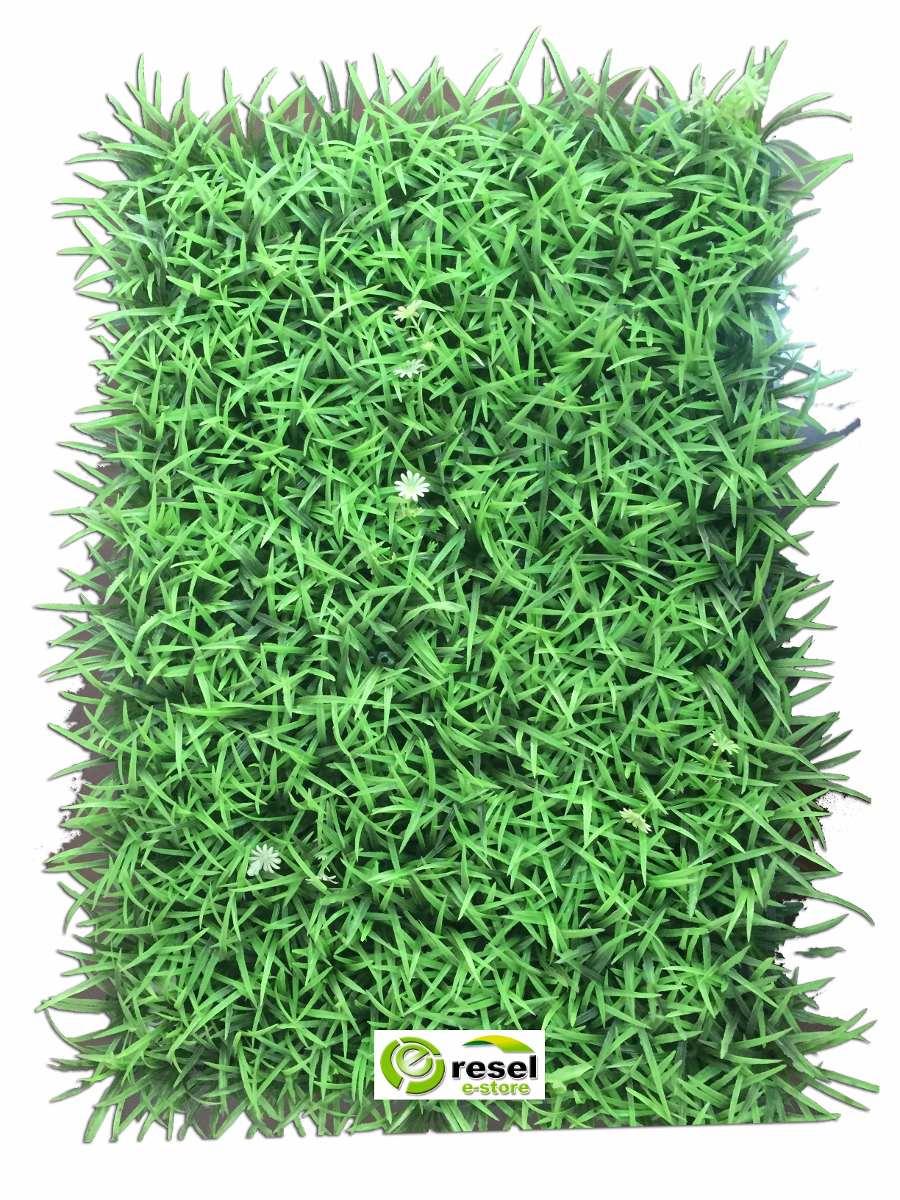 Follaje plantas muro verde artificial p7 60 x 40 cm 99 for Plantas muro verde