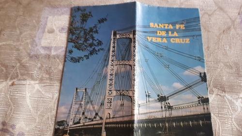 folleto de santa fe de la vera cruz circuito automovilistico