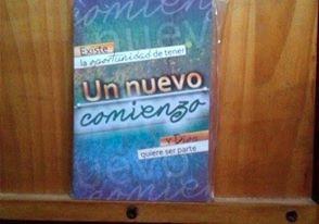 folletos biblícos