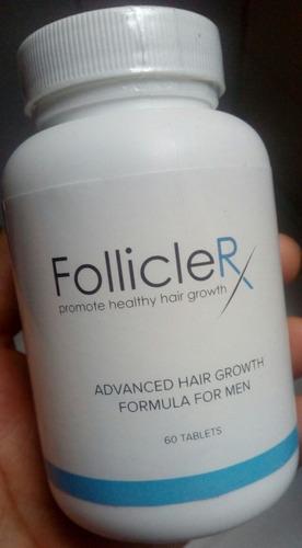 follicle rx 60 tablet roja caida cabello bellavei folliclerx