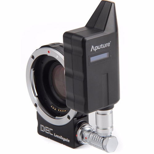 follow focus aputure dec lensregain canon/micro 4/3 + cable