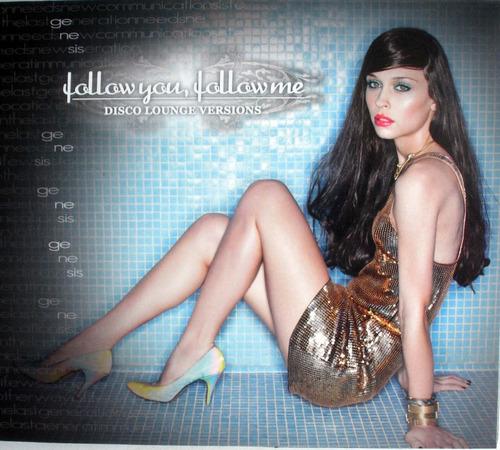 follow you, follow me - genesis lounge versions - cdpromo