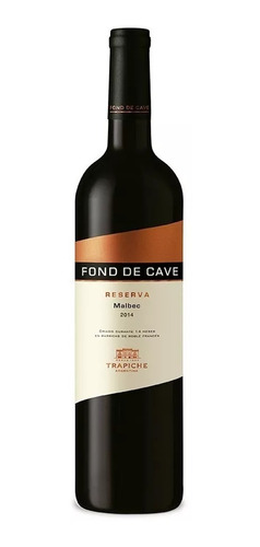 fond de cave reserva malbec 750 ml