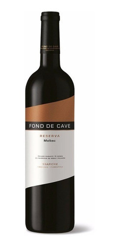 fond de cave reserva malbec - imperdible! - villa devoto