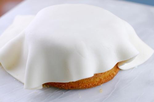 fondant cubierta masa torta flexible reposteria