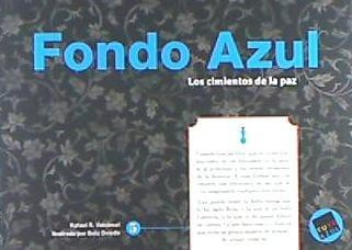 fondo azul (serie azul 5 de 8)(libro infantil y juvenil)