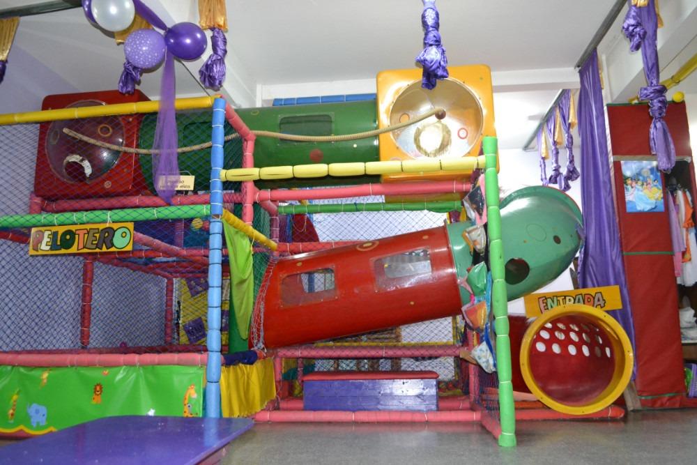 fondo comercio salon de fiestas infantiles