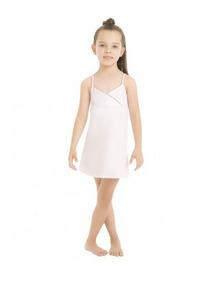 Fondo Completo Niña Vestido Ilusion Basico Pijama Ilpv 8241