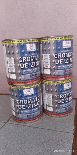fondo cromato de zinc
