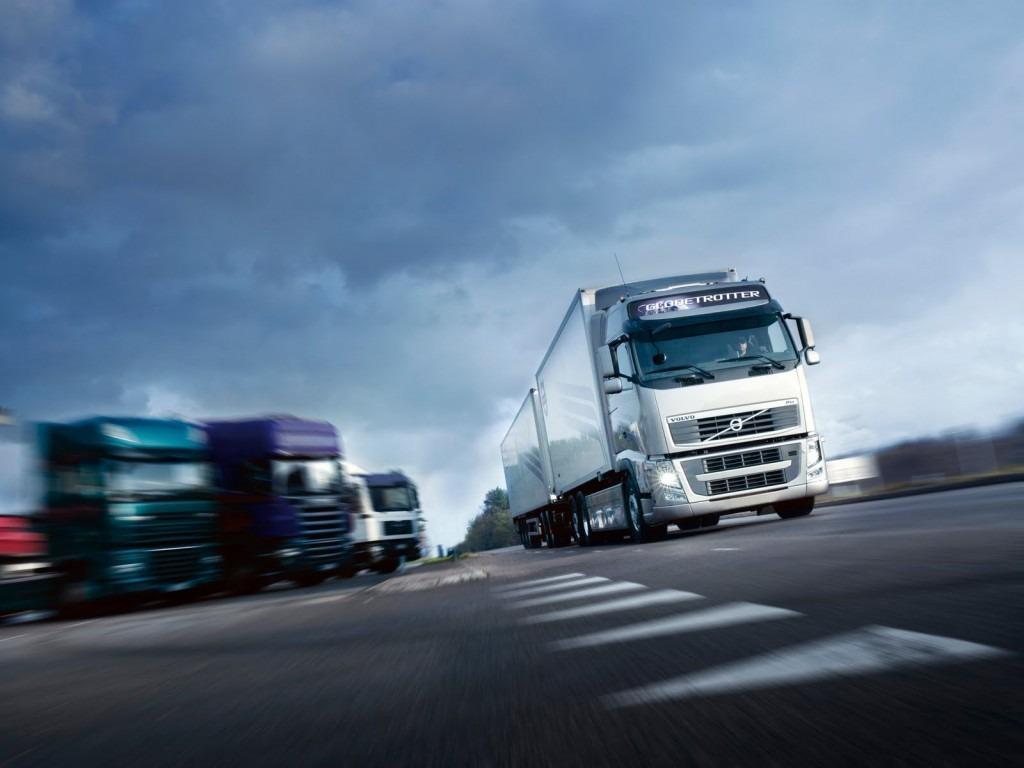 fondo d comercio empresa de transporte con camiones ( leer)