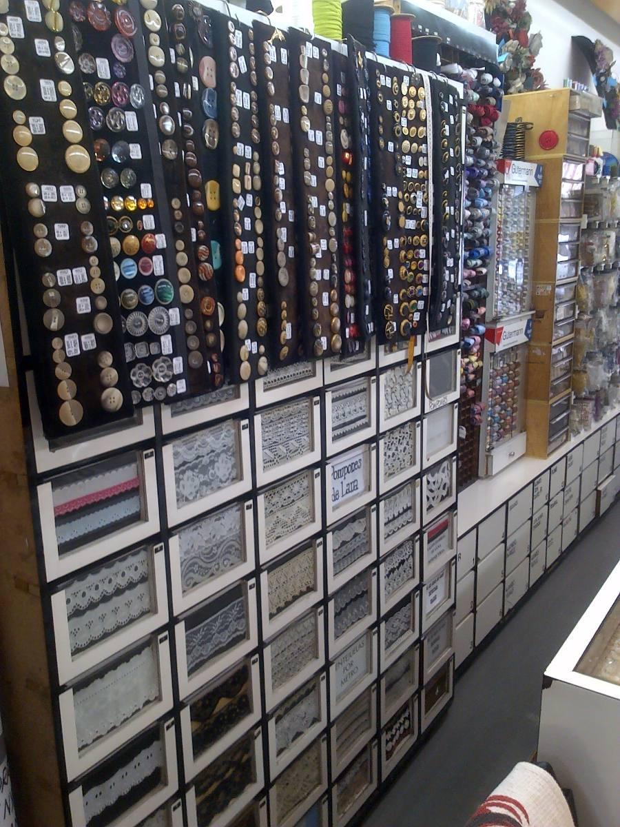 fondo de comercio botonería- mercería