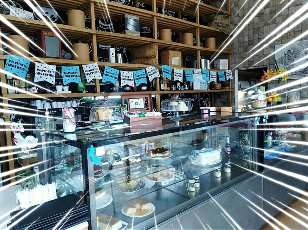 fondo de comercio (cafeteria)
