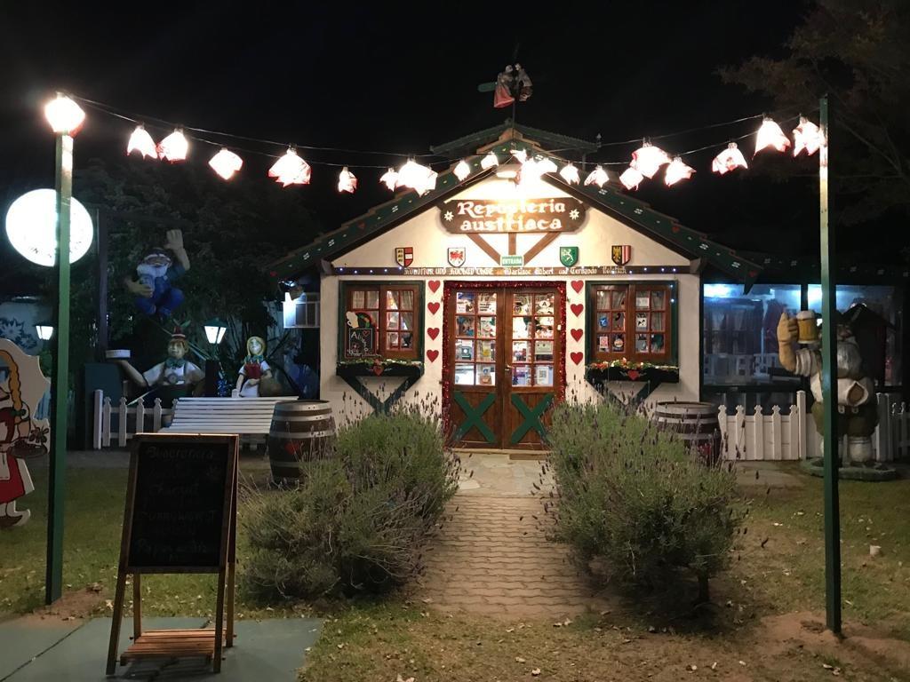 fondo de comercio casa de te + departamento - villa gesell