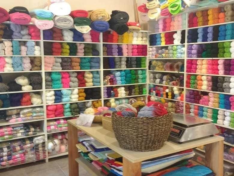 fondo de comercio casa de telas, decoración, tapiceria en villa la angostura
