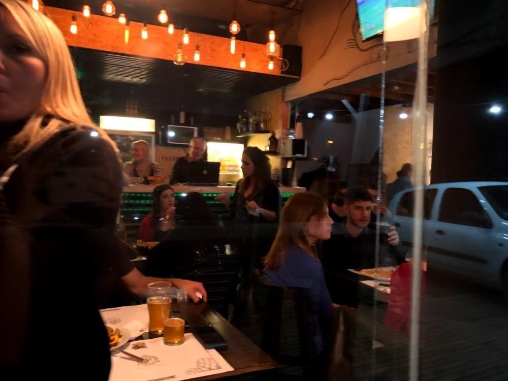 fondo de comercio cervecería artesanal - bar - resto