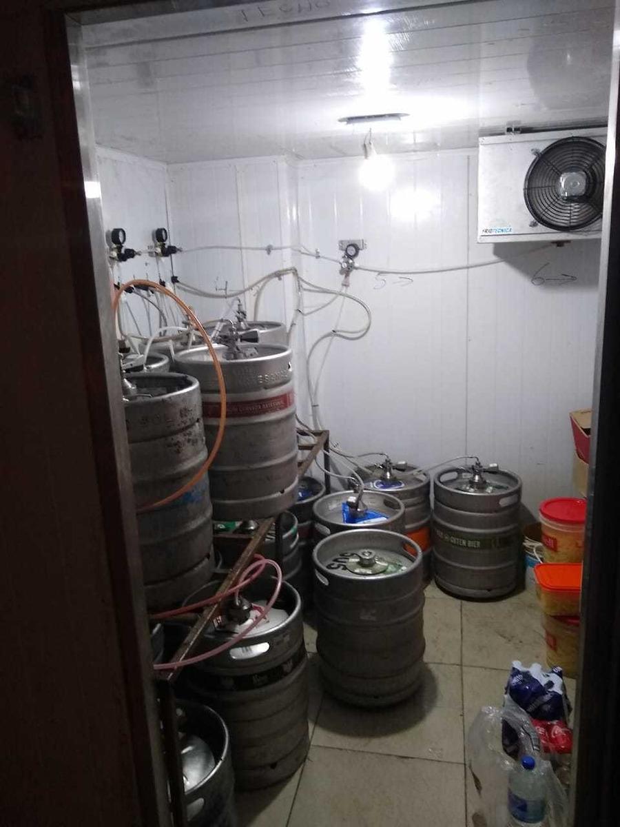 fondo de comercio cervecería en colegiales