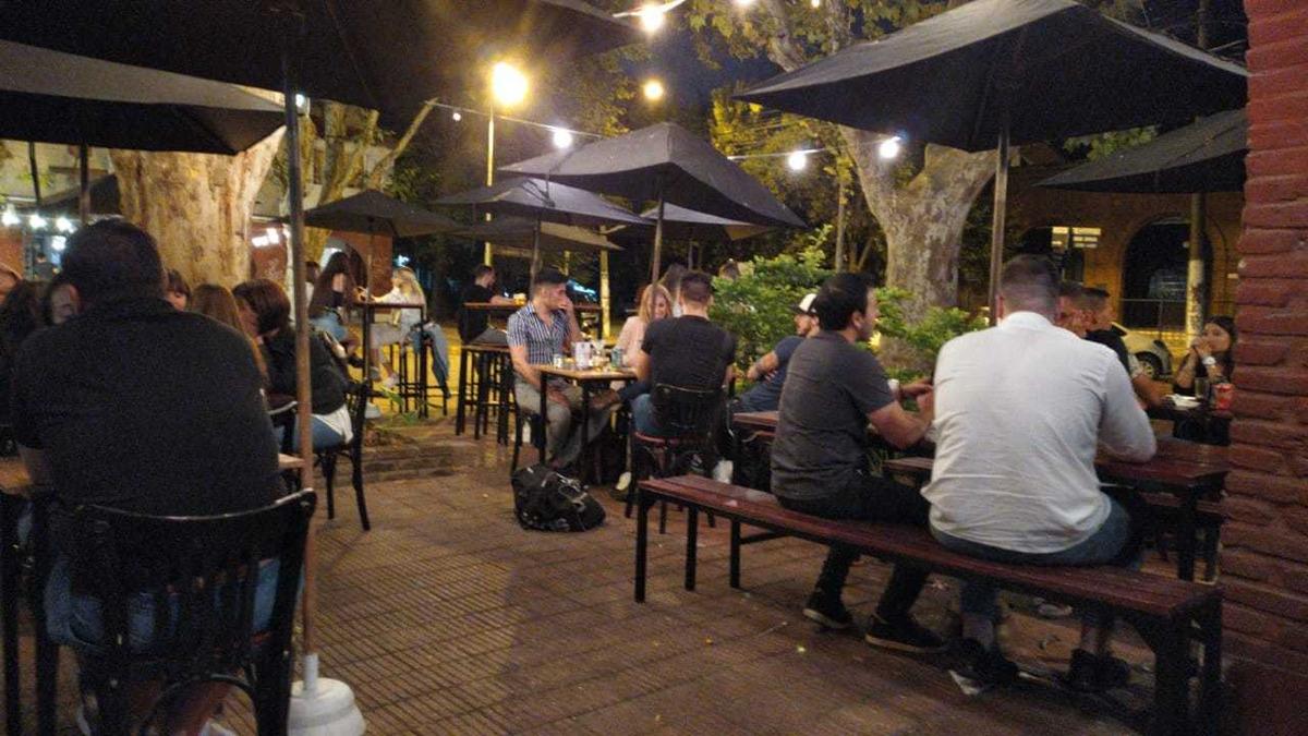 fondo de comercio cerveceria polo gastronómico plaza plate