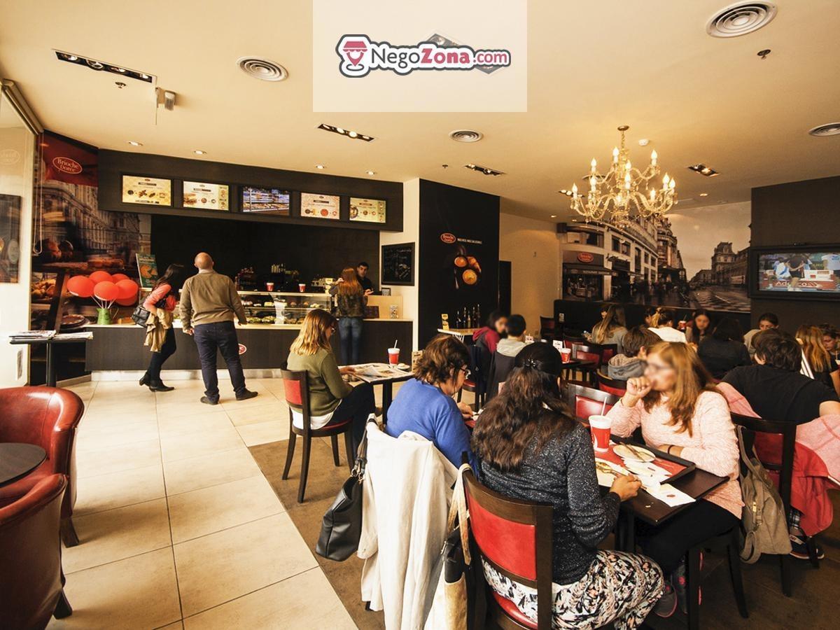 fondo de comercio - comidas rápidas / cafetería - pilar