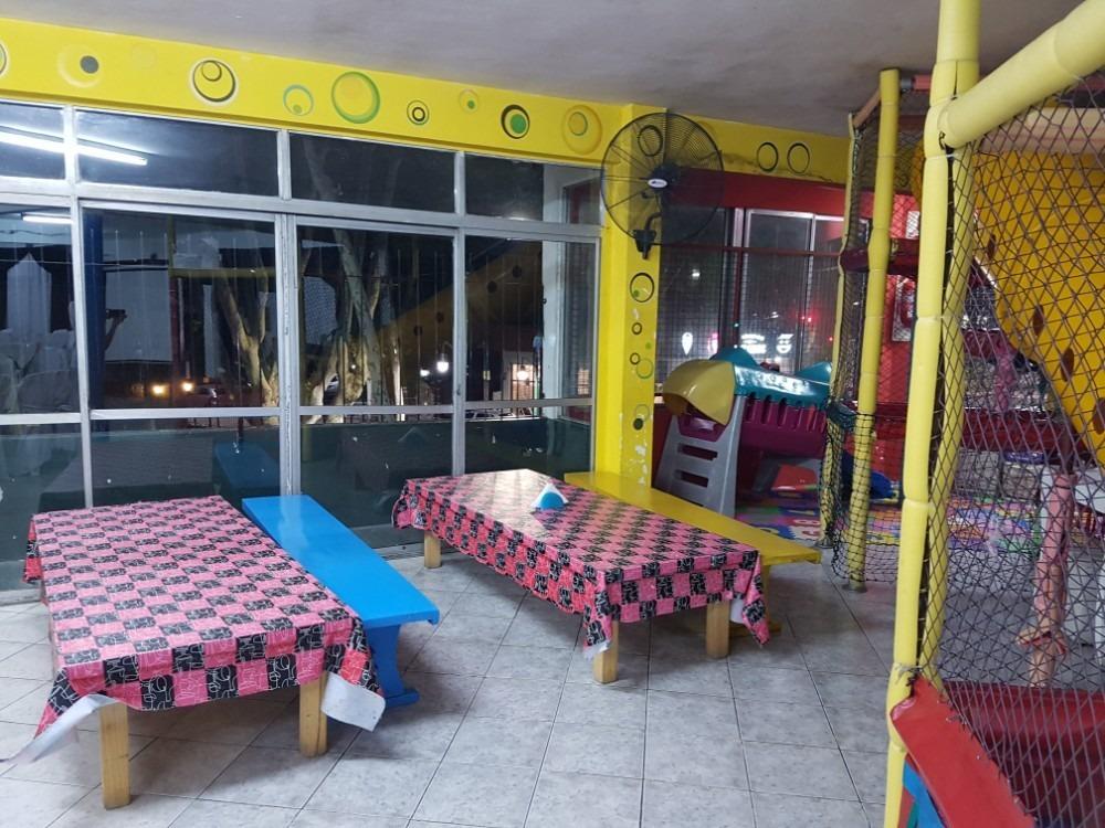 fondo de comercio de salón de fiestas