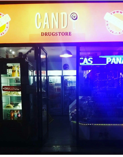 fondo de comercio franquicia de drugstore 24 hs